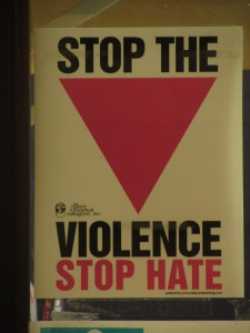 STOP THE VIOLENCE. STOP HATE.
